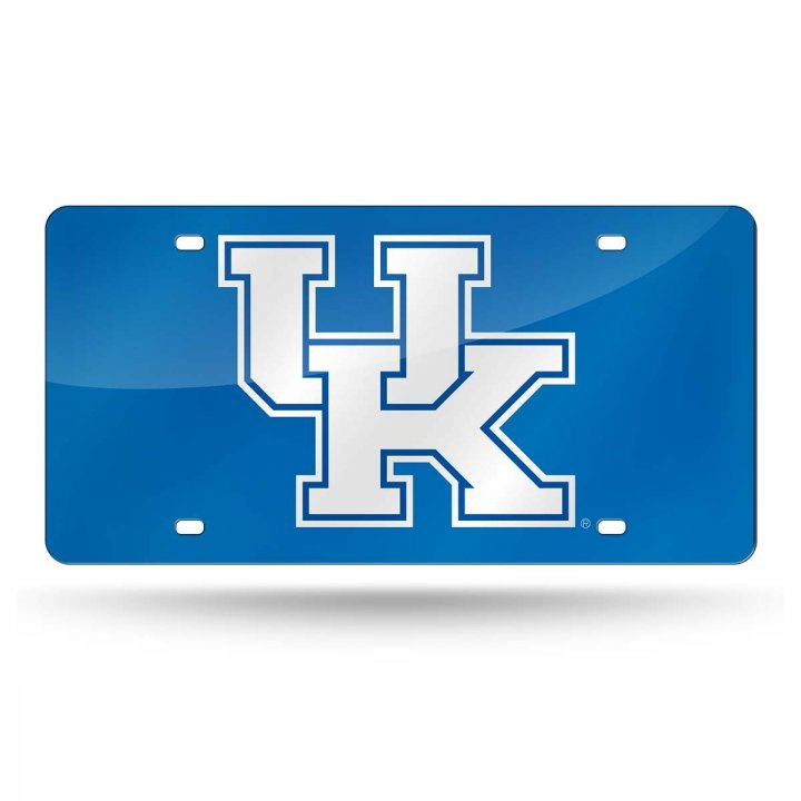 Kentucky Wildcats NCAA Laser Cut Tag