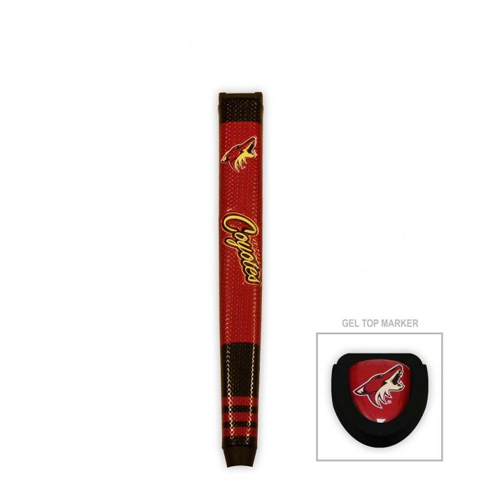 Arizona Coyotes Putter Grip