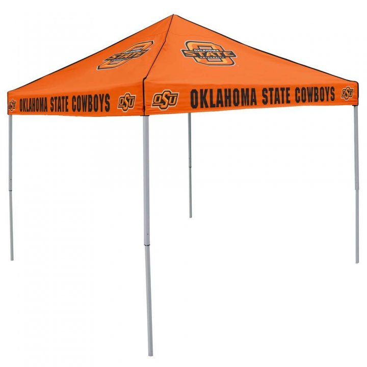 Oklahoma State Cowboys Colored Tent