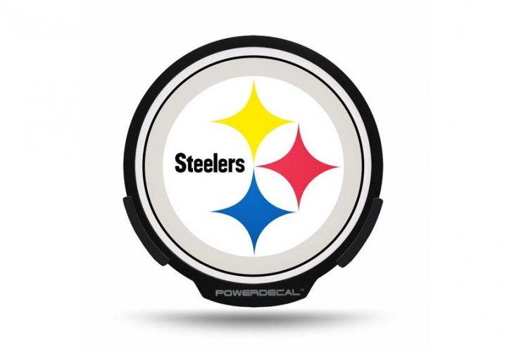 Pittsburgh Steelers NFL Auto Powerdecal