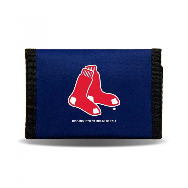 Boston Red Sox MLB Nylon Wallet