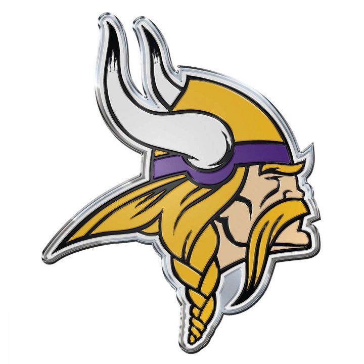 Minnesota Vikings Color Emblem