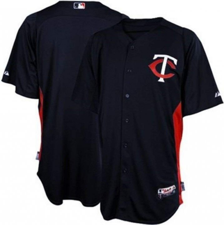 VF Minnesota Twins MLB Mens Batting Practice Authentic Performance Jersey Adult Sizes
