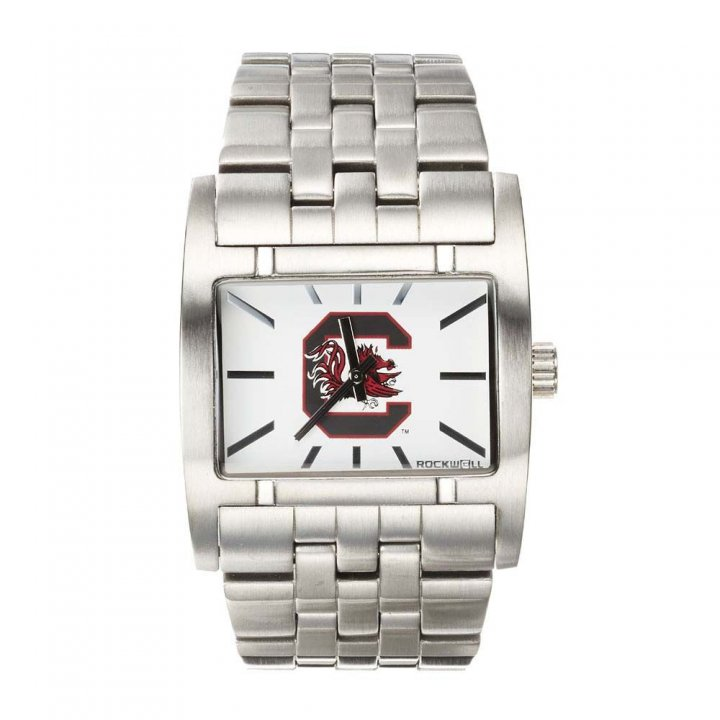 South Carolina Gamecocks Apostle Watch (Silver)