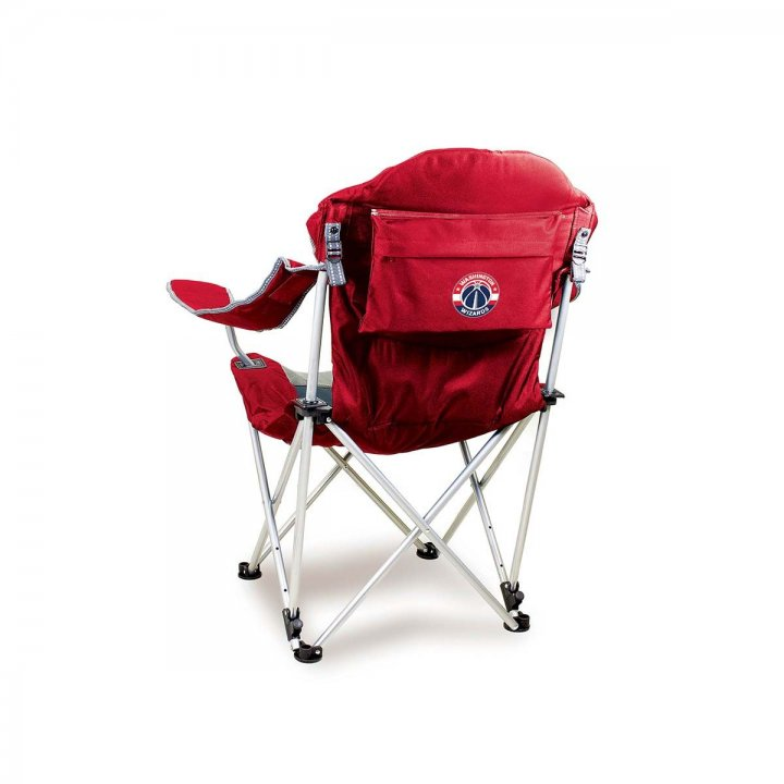 Washington Wizards Reclining Camp Chair (Red)