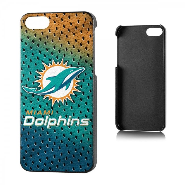 Miami Dolphins iPhone 5 Slim Series Case