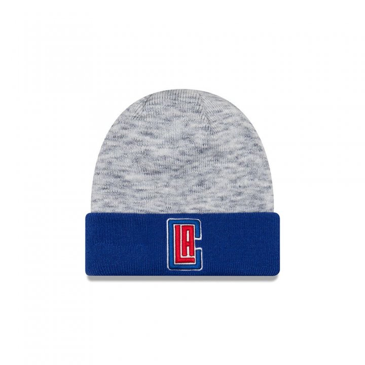 Los Angeles Clippers NBA Chiller Tone Knit (Royal)