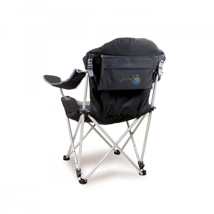 Orlando Magic Reclining Camp Chair (Black)