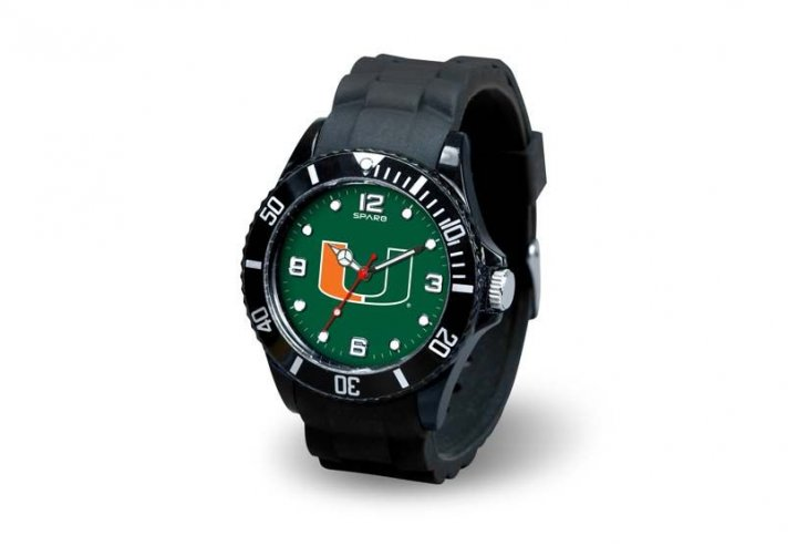 Miami Hurricanes Spirit Watch