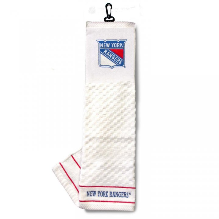 New York Rangers Embroidered Towel