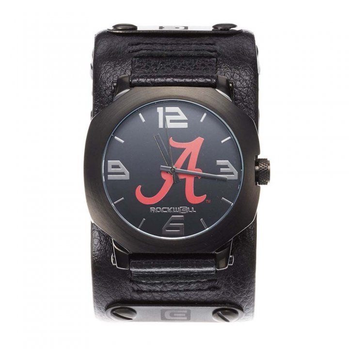 Alabama Crimson Tide Assassin Watch (Black)