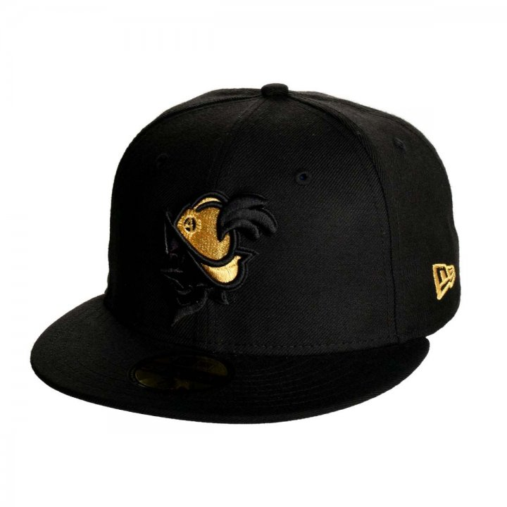 Albuquerque Dukes MiLB Gold Crown Duke 5950 (Black)