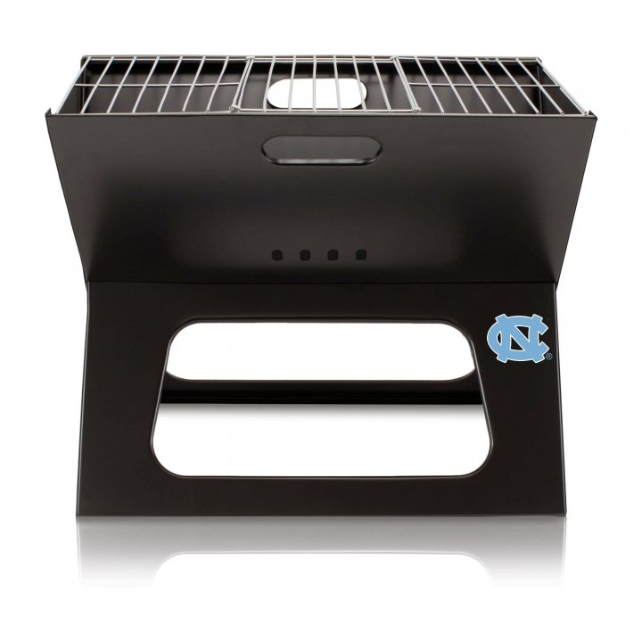 North Carolina Tar Heels X-Grill Portable BBQ Grill