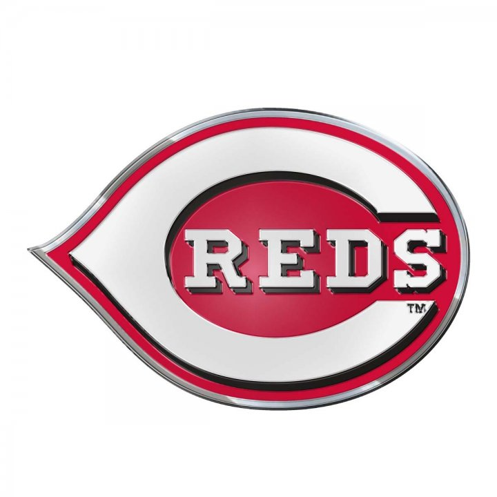 Cincinnati Reds Color Emblem
