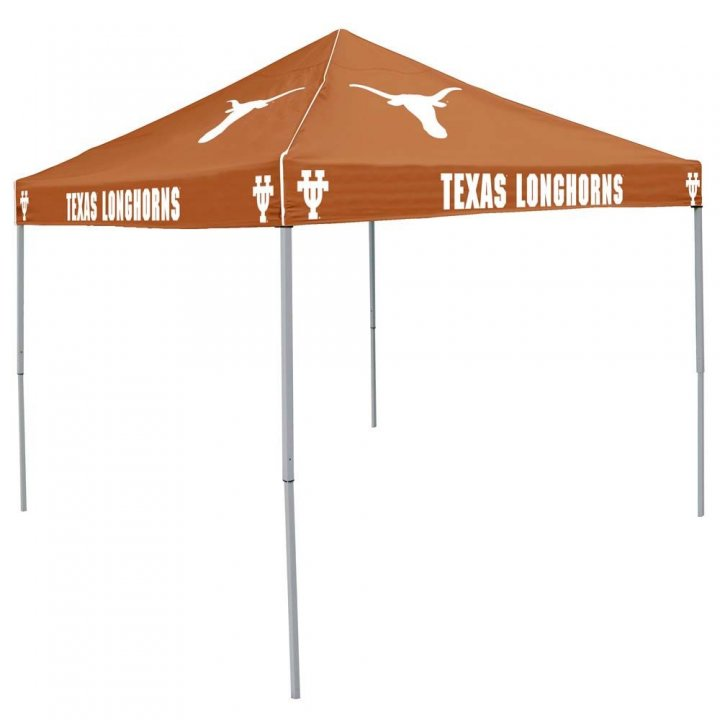 Texas Longhorns Colored Tent