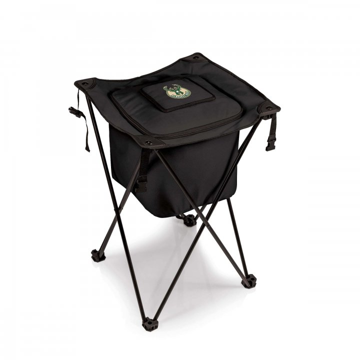Milwaukee Bucks Sidekick Portable Standing Cooler (Black)