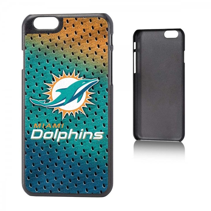 Miami Dolphins iPhone 6 Slim Series Case