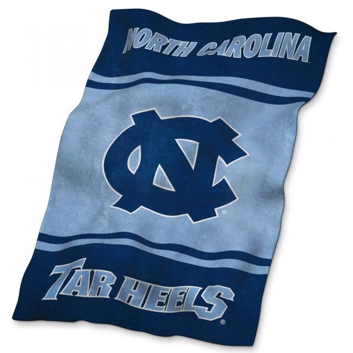 North Carolina Tar Heels Ultrasoft Blanket