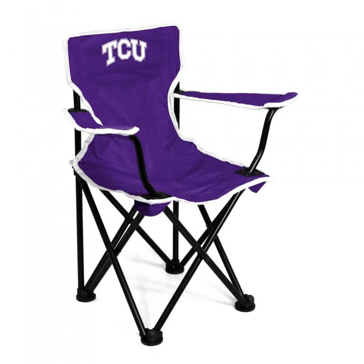 TCU Horned Frogs Youth Toddler Chair