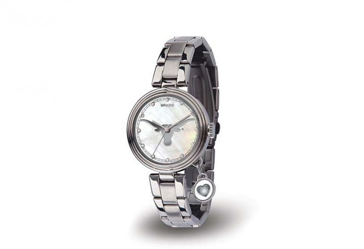 Texas Longhorns Charm Watch