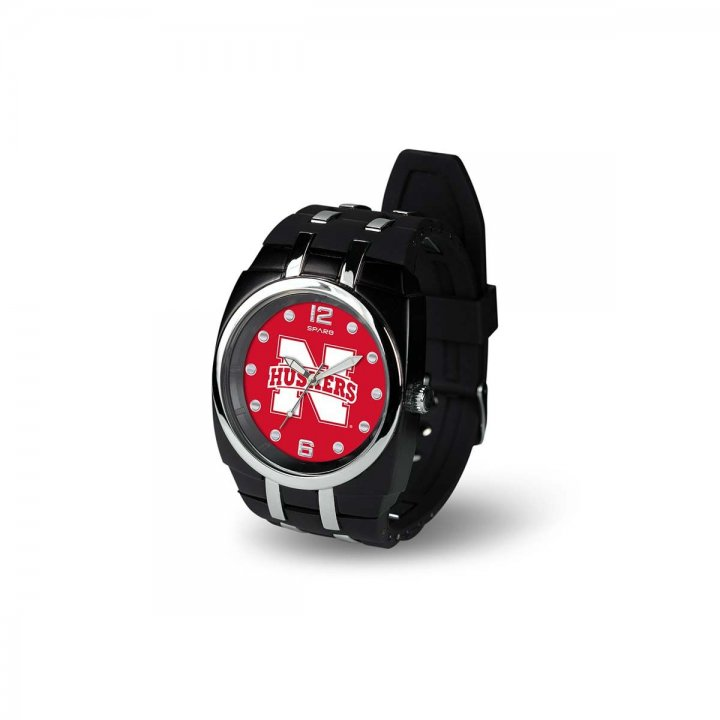 Nebraska Cornhuskers Crusher Watch