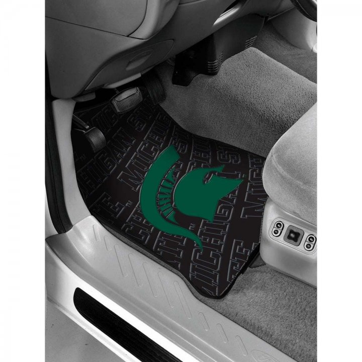 Michigan State Spartans Car Front Floor Mat