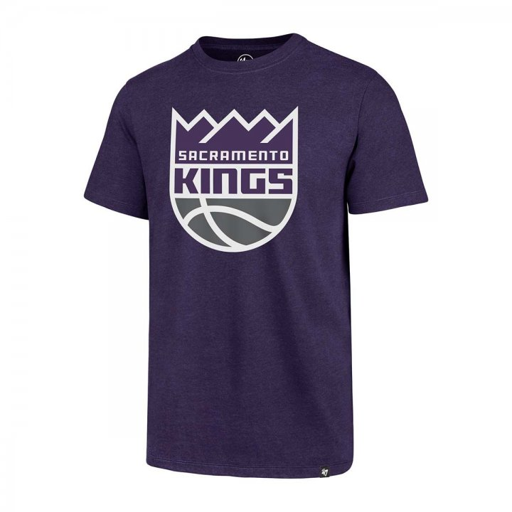 Sacramento Kings NBA Imprint Logo Club Tee (Purple)