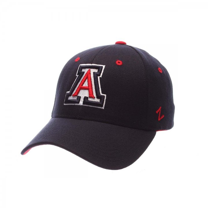 Arizona Wildcats ZH Stretch Hat (Navy)