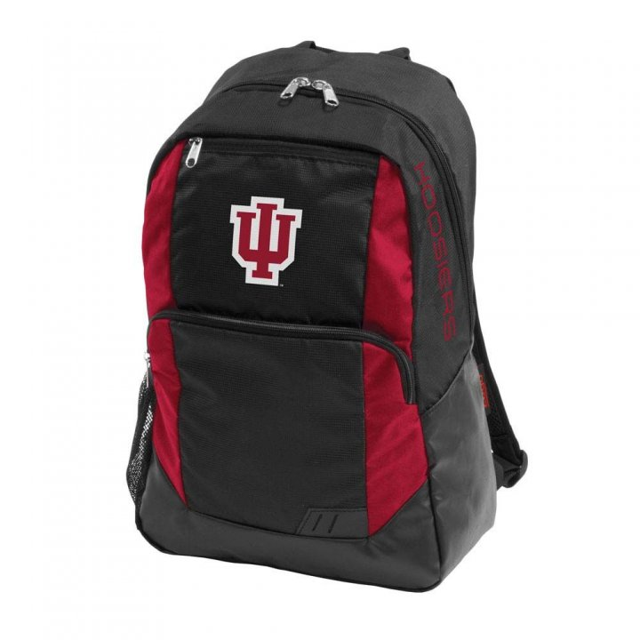 Indiana Hoosiers Closer Backpack (Red)