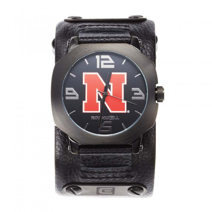 Nebraska Cornhuskers Assassin Watch (Black)
