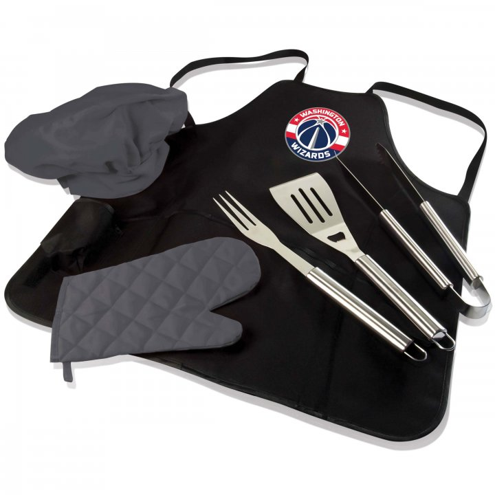 Washington Wizards BBQ Apron Tote Pro
