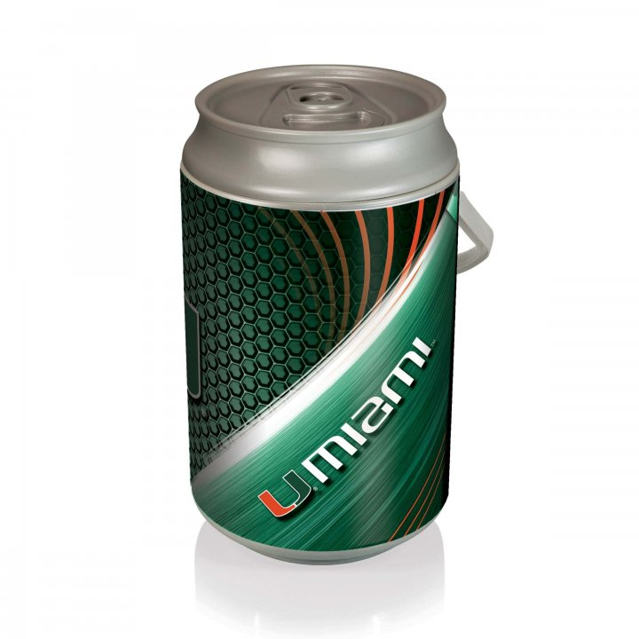 Miami Hurricanes Mega Can Cooler