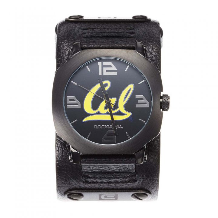 CAL Golden Bears Assassin Watch (Black)
