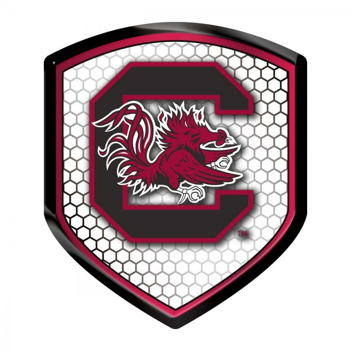 South Carolina Gamecocks Shield Reflector