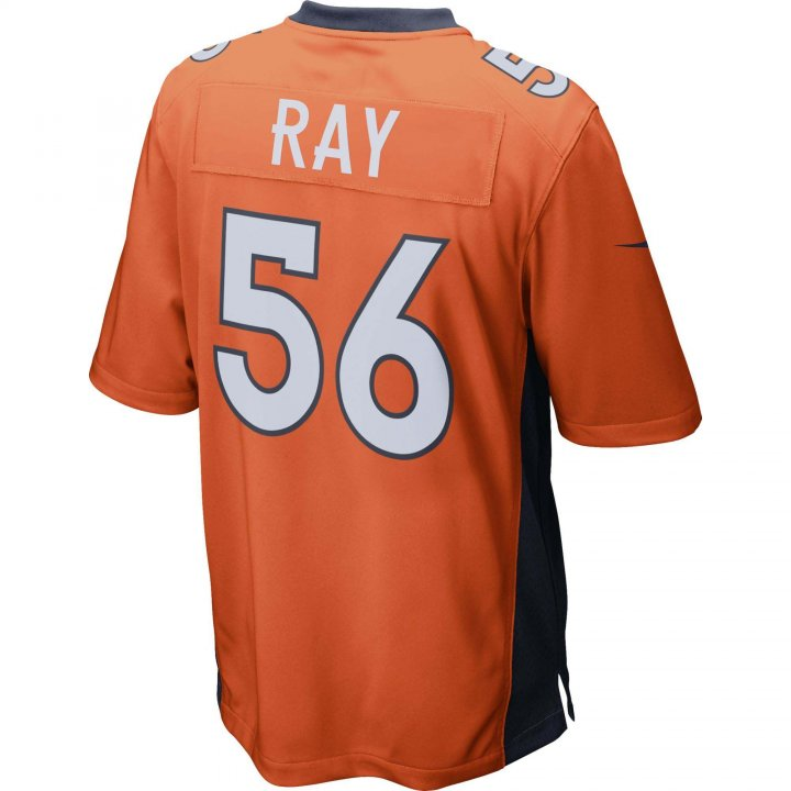 Shane Ray Denver Broncos Nike Game Jersey (Orange)