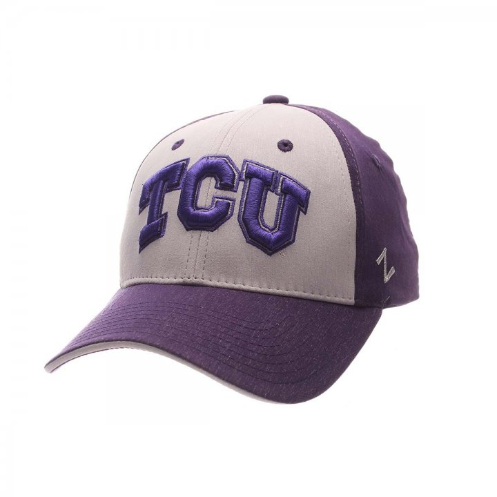 TCU Horned Frogs NCAA Challenger (Gray)