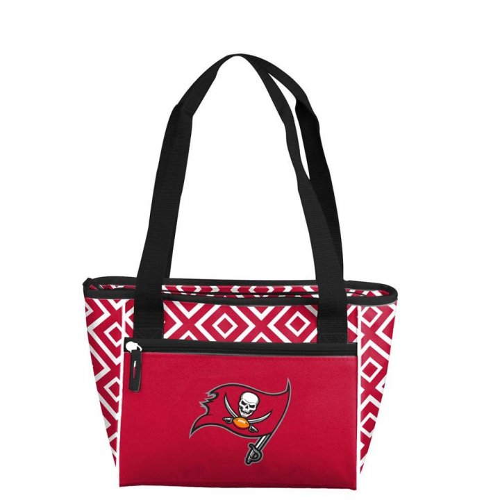Tampa Bay Buccaneers 16 Can Cooler Tote