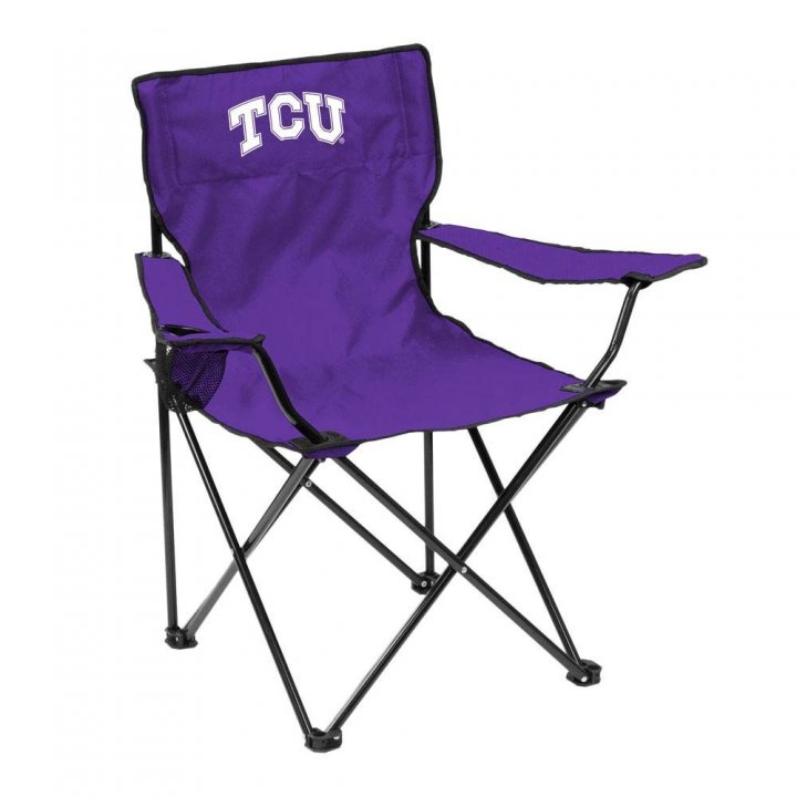 TCU Horned Frogs Quad Chair