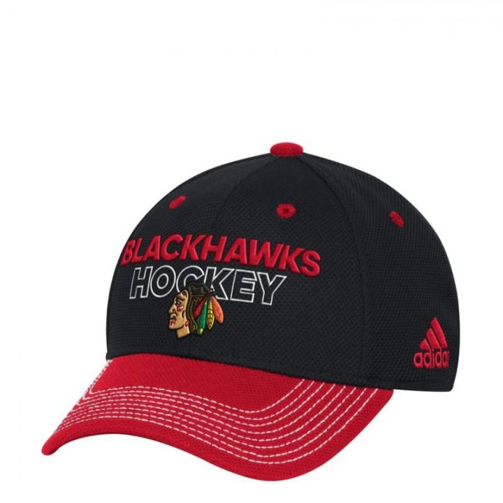 Chicago Blackhawks NHL Locker Room Launch Flex (Black)