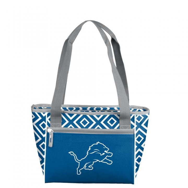 Detroit Lions 16 Can Cooler Tote