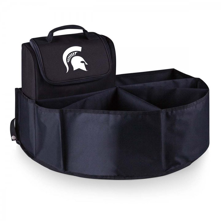 Michigan State Spartans Trunk Boss Organizer with Cooler