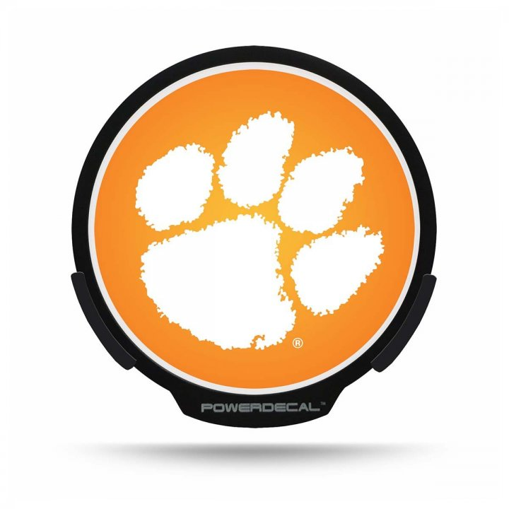 Clemson Tigers NCAA Auto Powerdecal