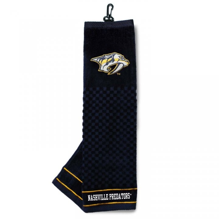 Nashville Predators Embroidered Towel