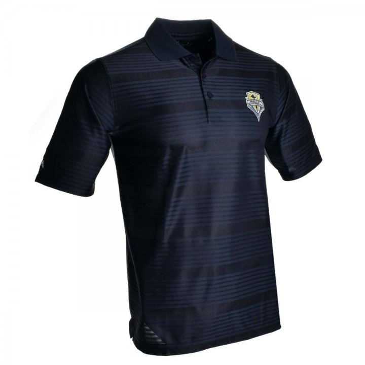 Seattle Sounders MLS Illusion Polo (Navy)