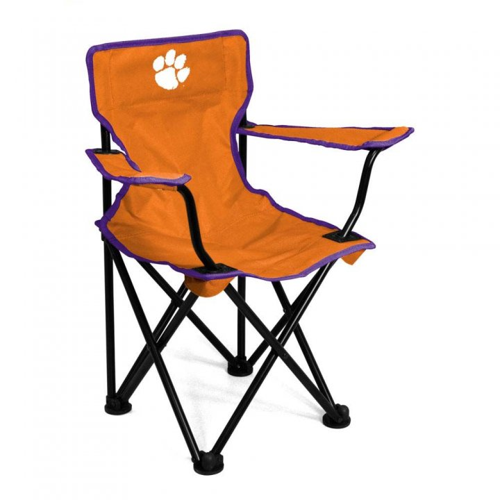 Clemson Tigers Youth Toddler Chair
