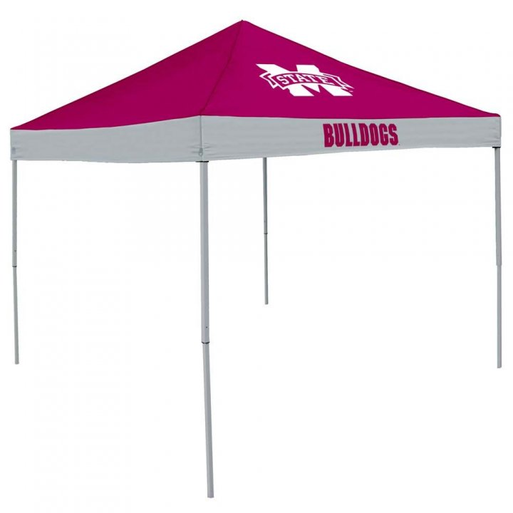 Mississippi State Bulldogs Economy Tent