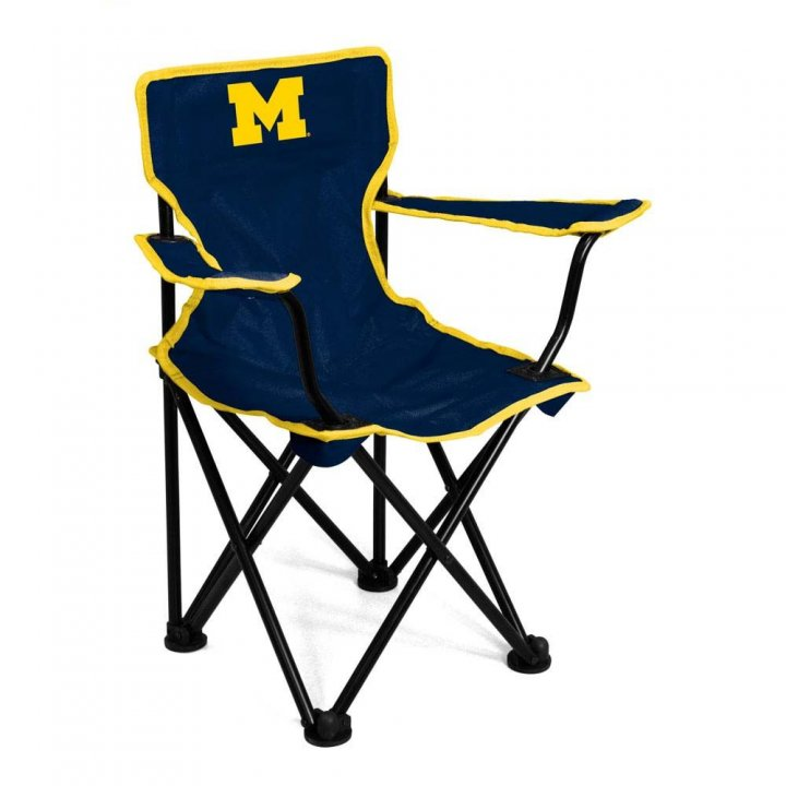 Michigan Wolverines Youth Toddler Chair