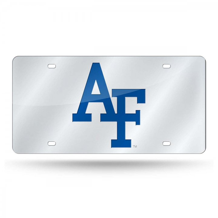 Air Force Falcons NCAA Alternate Laser Cut License Plate Tag