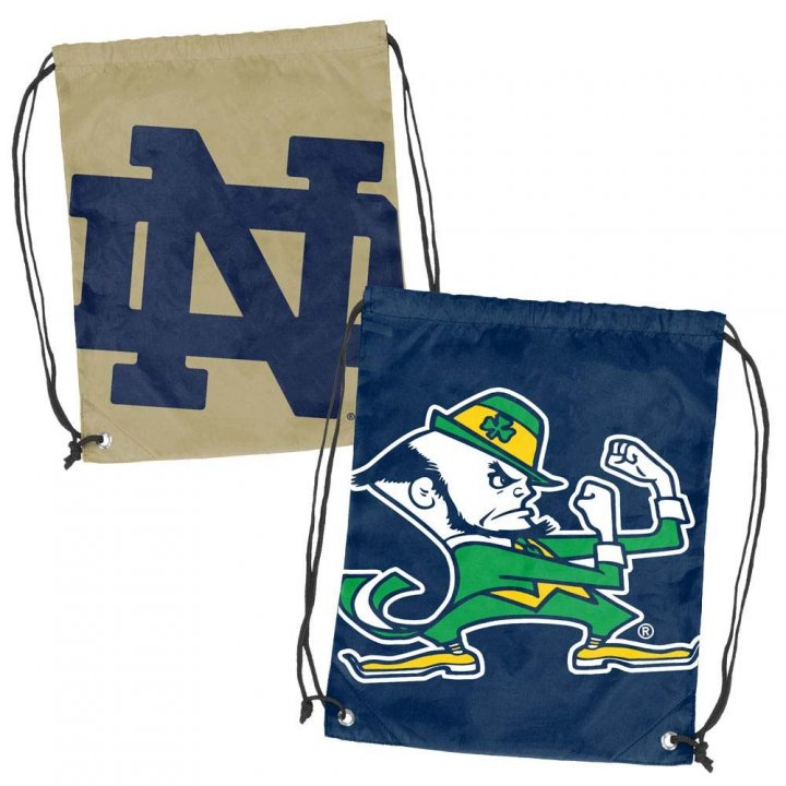 Notre Dame Fighting Irish Double Header String Pack