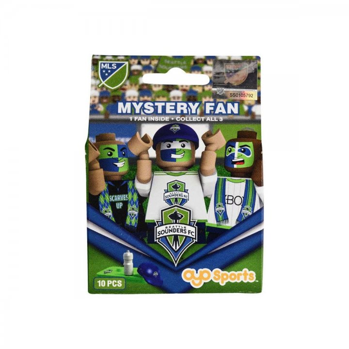 Seattle Sounders MLS Oyo Impulse Dolls